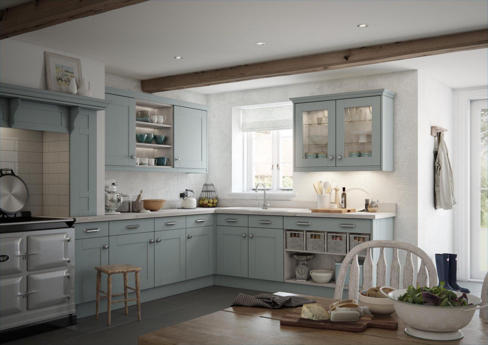 Mereway Kitchen Unit Dimensions