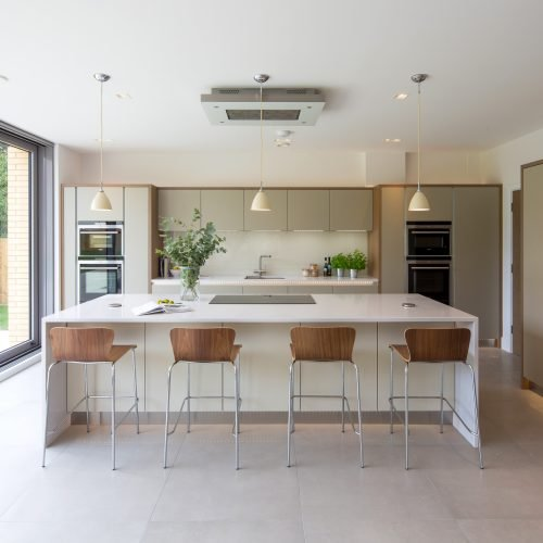 Foxcombe, Boars Hill, Oxford Kitchen Design Project