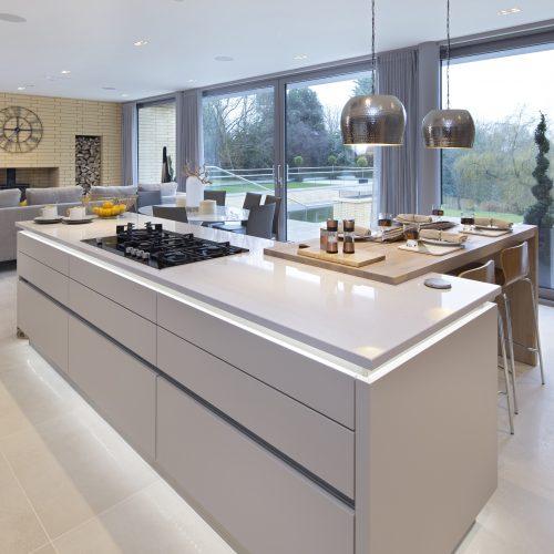 Sylvatica, Boars Hill, Oxford Kitchen Design Project