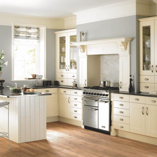 Town and Country Kitchen Design Project