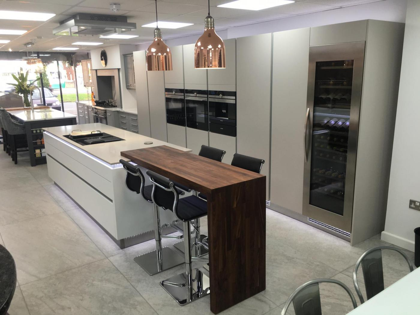 Visit Our Kitchen Showroom In Oxford