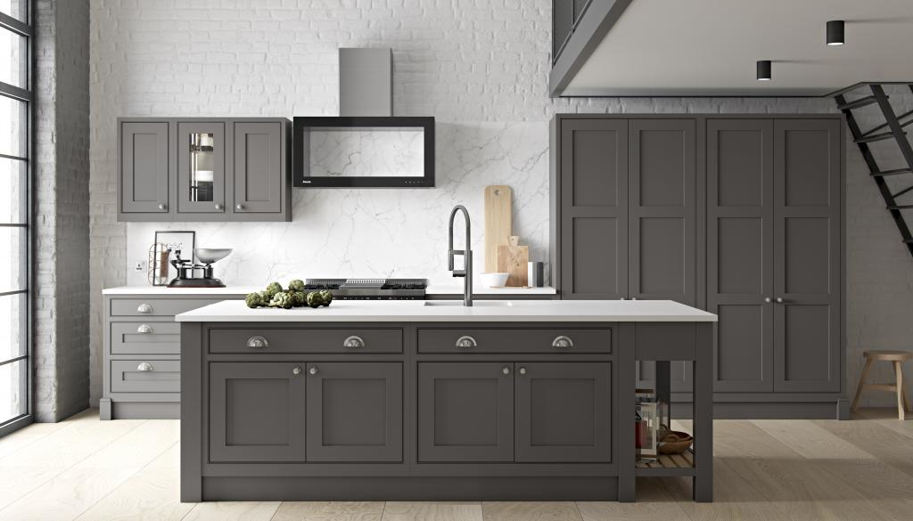 Setting The Budget Benchmark Kitchens Oxford