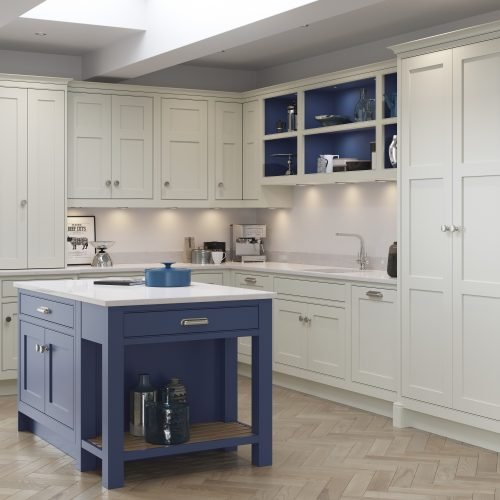 English Revival Kitchen Design Project