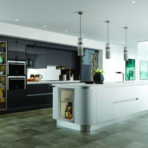 The Benefits of having a kitchen island