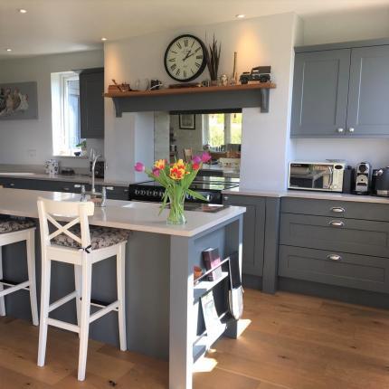 Worminghall, Buckinghamshire Kitchen Design Project