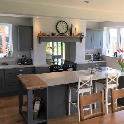 Worminghall, Buckinghamshire Kitchen Design Project