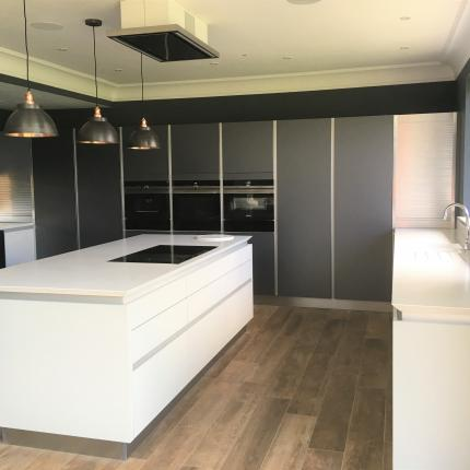 Abingdon, Oxford Kitchen Design Project