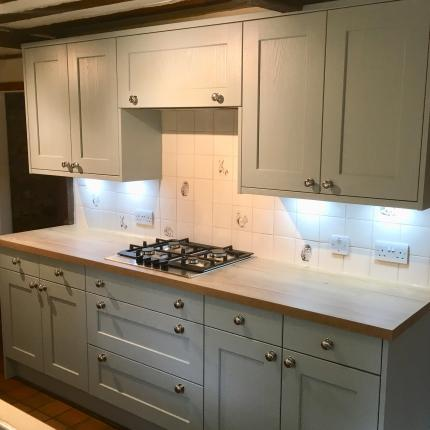 Eynsham, Oxford Kitchen Design Project