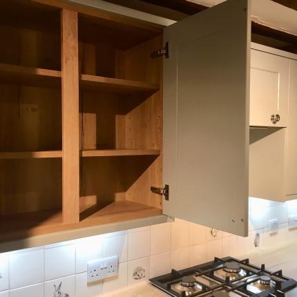 Eynsham, Oxford Kitchen Design Project