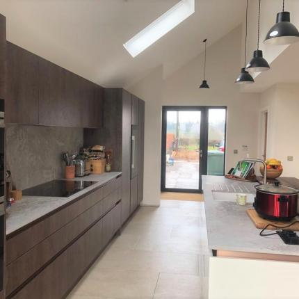 Horspath, Oxford Kitchen Design Project
